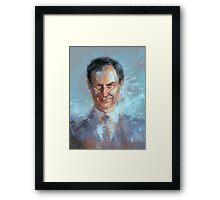 Mycroft Framed Print