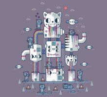 KittiesMama's Cat Factory! Limited Edition 2015 Kids Tee