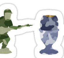 Soldiers Sticker