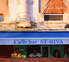 The Essence of Croatia -  Bar in Split by Igor Shrayer