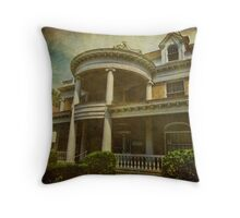 The Latimer House Throw Pillow