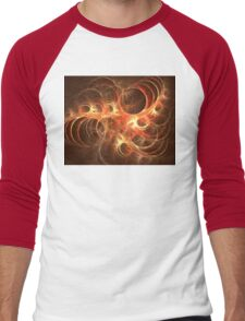 Hemisphere Men's Baseball ¾ T-Shirt