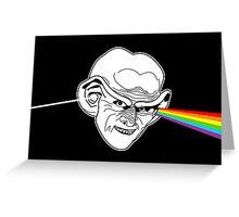 The Worst Pink Floyd / Star Trek Pun Ever Greeting Card