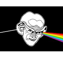 The Worst Pink Floyd / Star Trek Pun Ever Photographic Print
