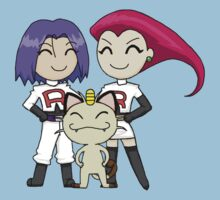 Team Rocket Baby Tee