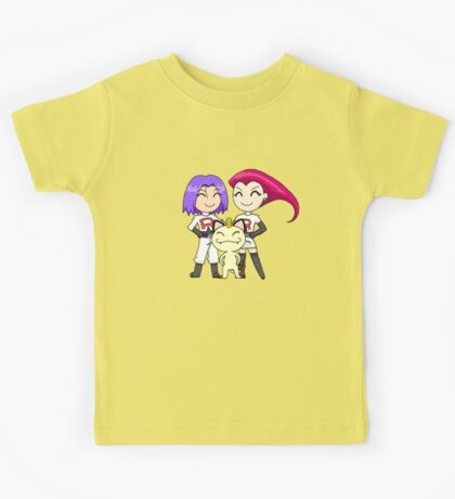 Team Rocket Kids Tee