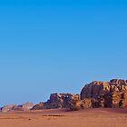 WADI RUM DESERT 1. by runda