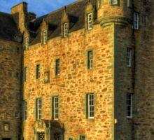 Menzies Castle Sticker
