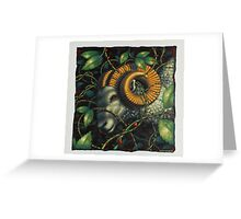 Rams Head by Eric Westbrook Greeting Card