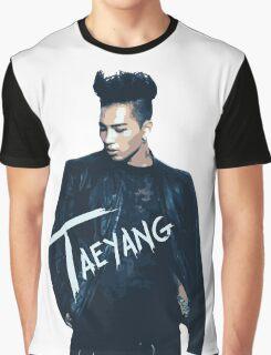 Big Bang - Taeyang Graphic T-Shirt