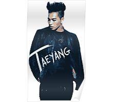 Big Bang - Taeyang Poster