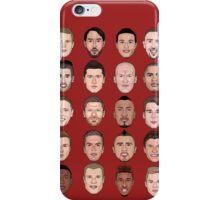 FC Bayern München 2015/2016 iPhone Case/Skin
