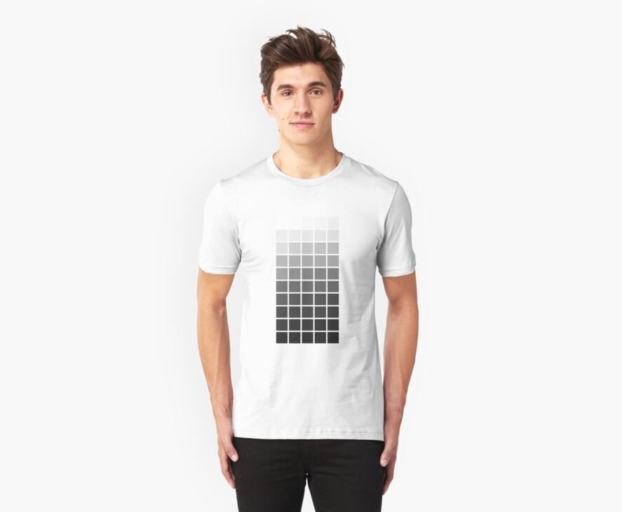 5×10 shades of grey by Joshua Roberts