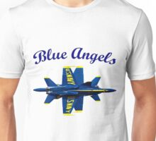 Blue Angels Flight Demonstration Team Unisex T-Shirt