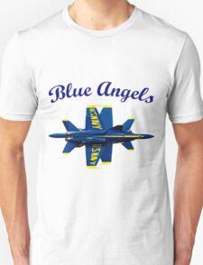 Blue Angels Flight Demonstration Team T-Shirt