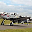 P-51K Mustang 44-12016 N98CF by Colin Smedley