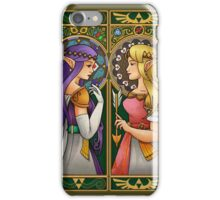A Link Between Princesses iPhone Case/Skin