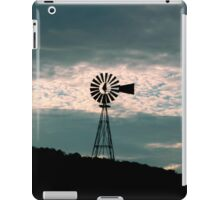 Countryside Silhouette     ^ iPad Case/Skin