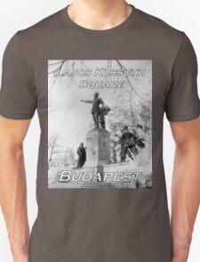 Kossuth Memorial, Lajos Kossuth Square, Budapest Unisex T-Shirt