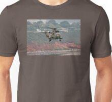 Sea King over Dawlish Unisex T-Shirt