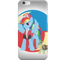 Trainer Dash iPhone Case/Skin