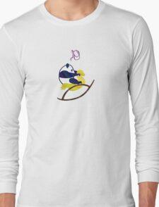 Panda ride Long Sleeve T-Shirt