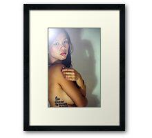 Sue Tran Framed Print