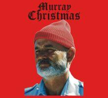 Murray Christmas - Bill Murray  One Piece - Long Sleeve