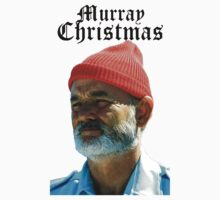 Murray Christmas - Bill Murray  Kids Tee