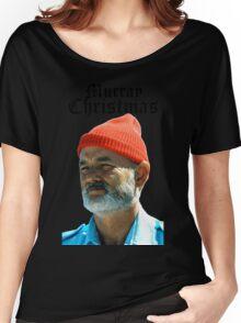 Murray Christmas - Bill Murray  Women's Relaxed Fit T-Shirt
