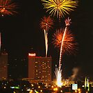 Reno Fireworks by the57man