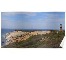 Gay Head Lighthouse Martha's Vineyard Poster