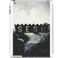 teamsesh waterfall iPad Case/Skin