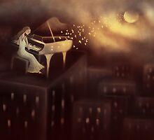 Moonlight Symphony by Amanda  Cass