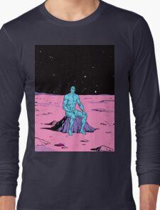 Dr Manhattan Long Sleeve T-Shirt