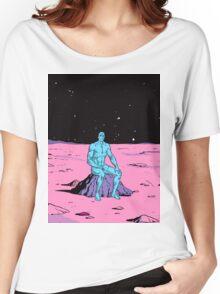 Dr Manhattan Women's Relaxed Fit T-Shirt