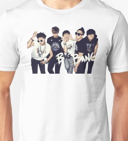 BIG BANG Unisex T-Shirt