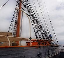 RRS Discovery, Dundee by kalaryder