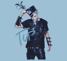 Big Bang - TOP Kids Tee