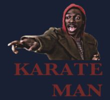 Karate Man Valentine by ARENA PIX