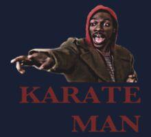 Karate Man Valentine by ARENA PIX
