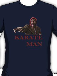 Karate Man Valentine T-Shirt