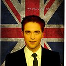 Robert Pattinson Case by morigirl