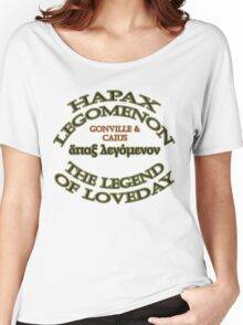 Hapax Legomenon #5 Women's Relaxed Fit T-Shirt