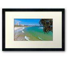 Greenmount Beach Framed Print