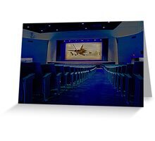 Movie Theater Greeting Card