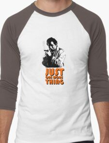 Columbo - Just one more thing Men's Baseball ¾ T-Shirt