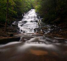 Minnehaha Falls by Marcus Taylor