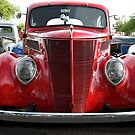 Vintage 38 Ford by George Lenz