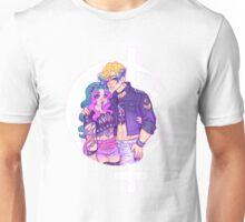 Pastel Goth Haruka & Michiru Unisex T-Shirt